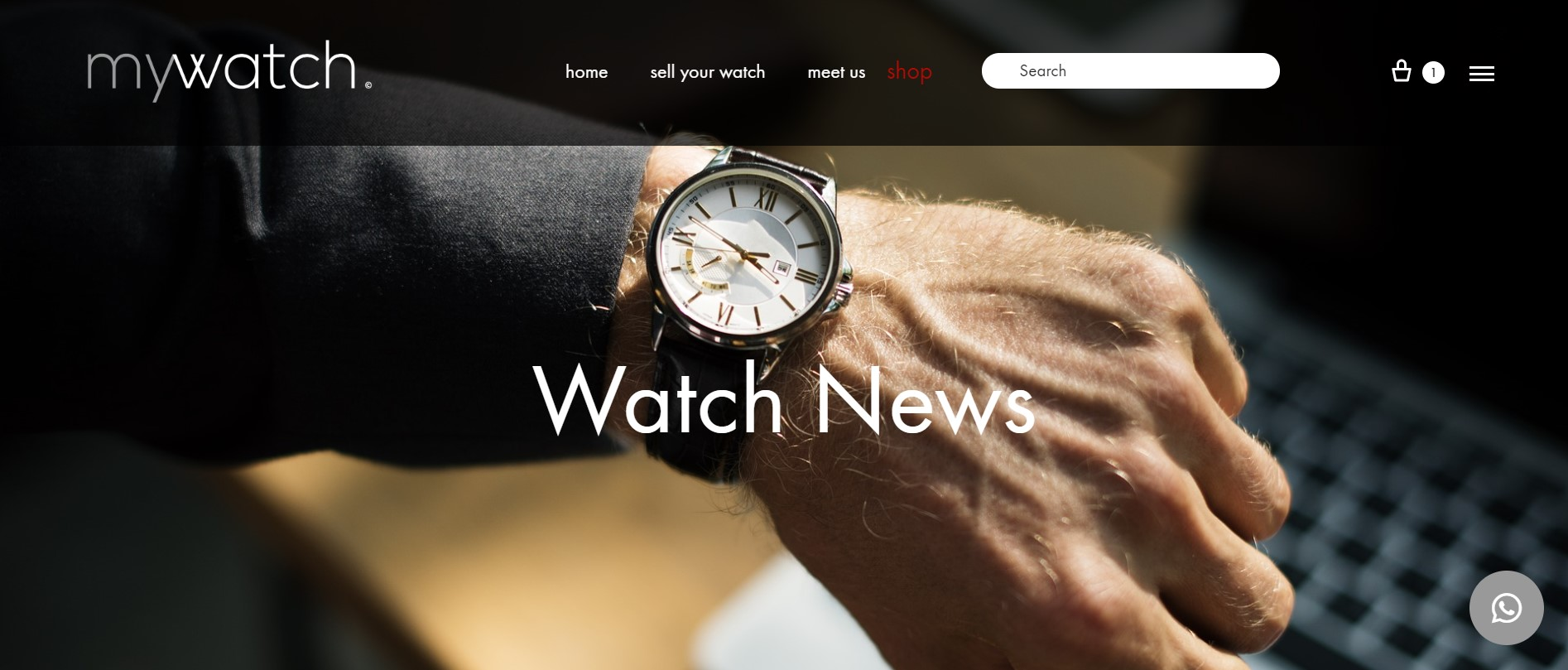 My Watch Watch News