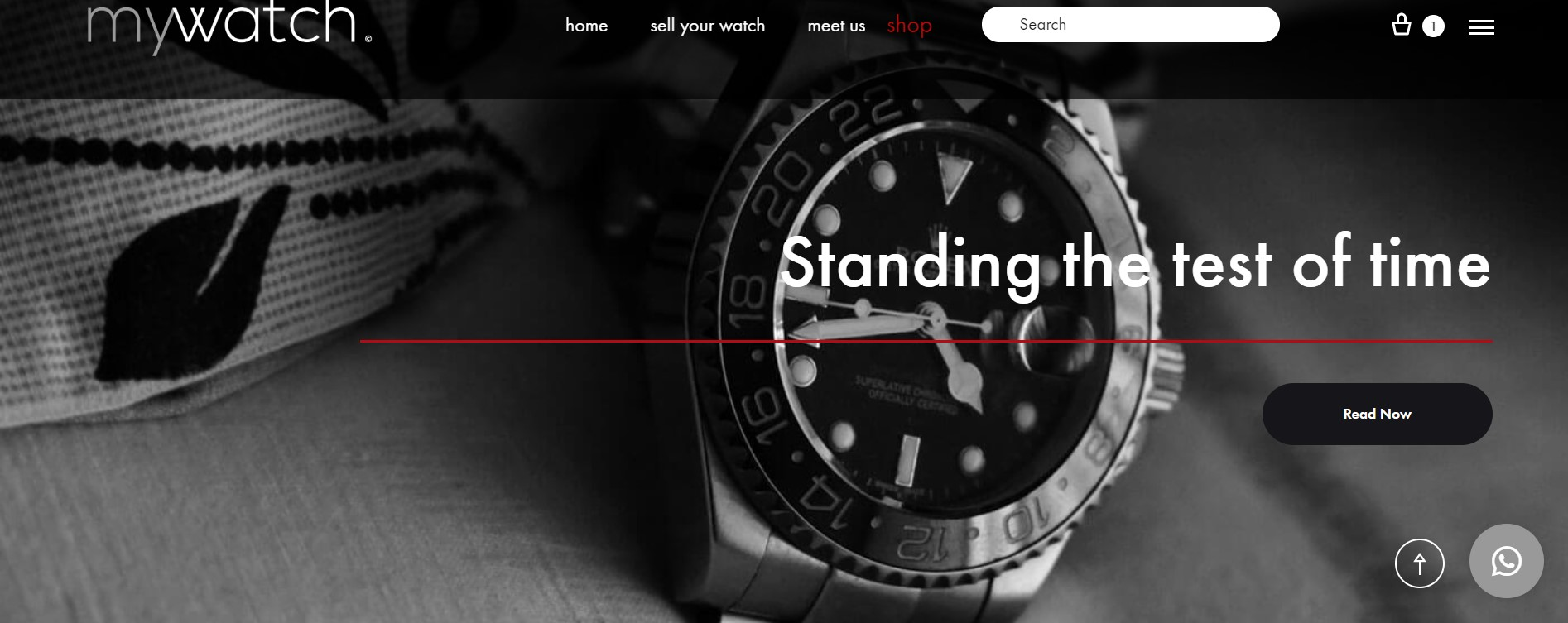 Standing The Test Of Time Website My Watch